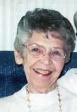 Mary Lugge (Wieman)